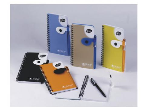 18-A01012000-9005-4 筆記本+筆