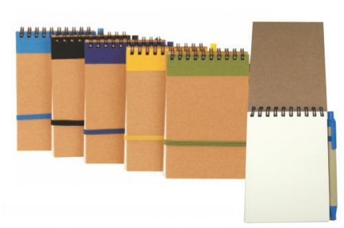 18-A0106400-9005-22 環保筆記簿+筆