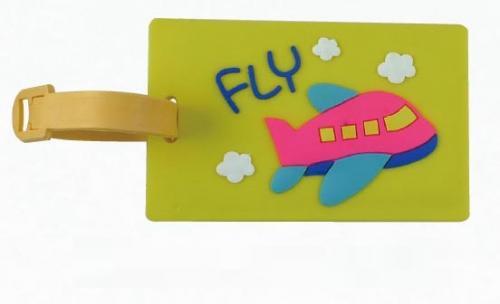 18-E06612000-飛機行李牌