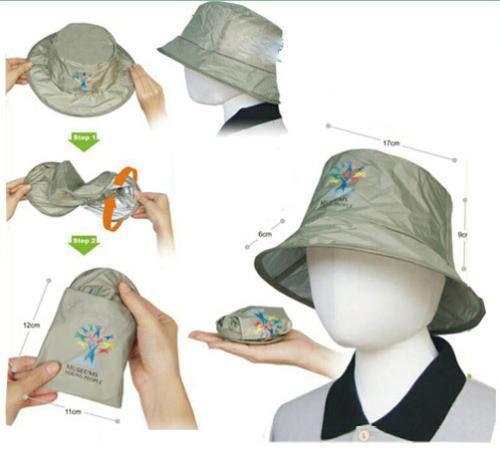 18-A01530000-WJRW-P 廣告漁夫帽(可收納)