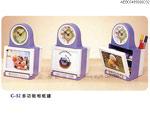 禮品 贈品 禮贈品 禮品公司-AEB07435000C32 - 多功能相框鐘